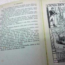 Libros de segunda mano: LA CENICIENTA Y OTROS CUENTOS. COLECCIÓN HEIDI-BRUGUERA.. Lote 52428115