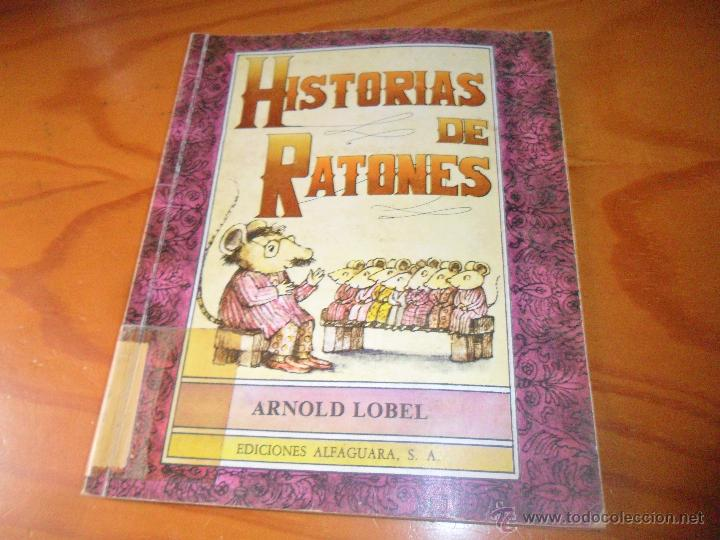 HISTORIAS DE RATONES ARNOLD LOBEL PDF DOWNLOAD