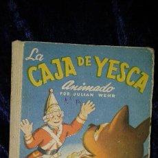 Libros de segunda mano: CUENTO LA CAJA DE YESCA. ANIMADO. JULIAN WEHR. Lote 52541815