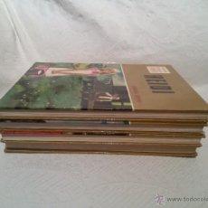 Libros de segunda mano: CINCO LIBROS-SERIE MUJERCITAS-Nº 1-3-5-9-HISTORIAS COLOR. Lote 52697815