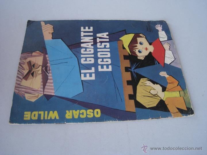 Libros de segunda mano: EL GIGANTE EGOISTA - ILUSTRACIONES PABLO RAMIREZ - EDITORIAL MOLINO 1961. - Foto 3 - 52740075