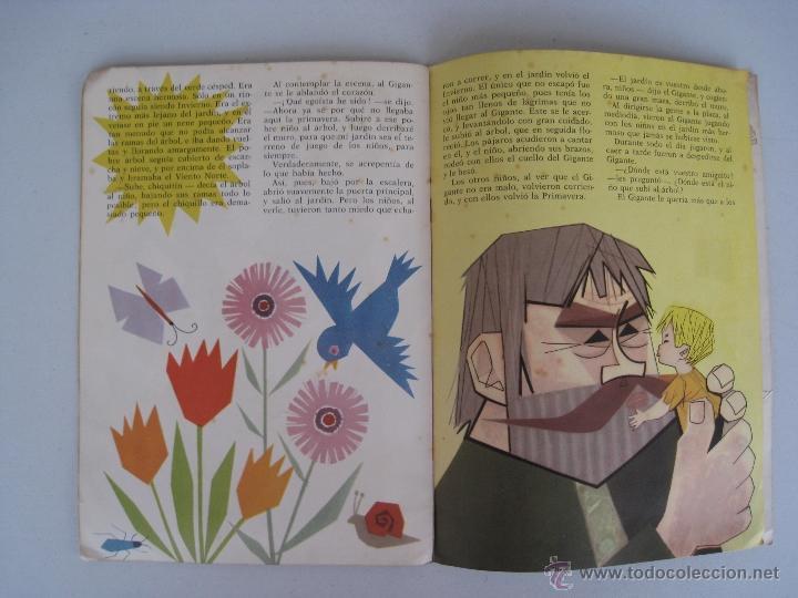 Libros de segunda mano: EL GIGANTE EGOISTA - ILUSTRACIONES PABLO RAMIREZ - EDITORIAL MOLINO 1961. - Foto 4 - 52740075