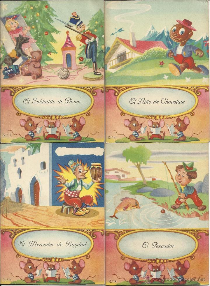 libros infantiles anos 50