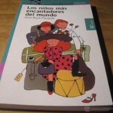 Libros de segunda mano: ALFAGUARA.- RUSTICA.- PROXIMA PARADA.- GINA RUCK-PAUQUET.- LOS NIÑOS MAS ENCANTANDORES DEL MUNDO . Lote 52750925