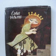 Libros de segunda mano: CARLOS DICKENS - LA ESPINA MAGICA - ILUSTRACIONES PABLO RAMIREZ - ED. MOLINO 1958.. Lote 52818949