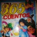 Libros de segunda mano: 365 CUENTOS. Lote 53159212