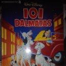 Libros de segunda mano: 101 DALMATAS WALT DISNEY PLANETA DE AGOSTINI. Lote 53159312