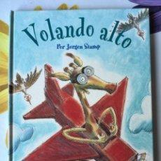 VOLANDO ALTO, JORGEN STAMP, NUEVO, ED. BROSQUIL