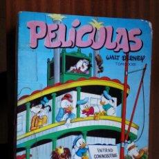 Libros de segunda mano: TOMO PELICULAS WALT DISNEY COLECCION JOVIAL. Lote 53227979