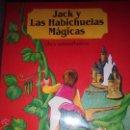 Libros de segunda mano: JACK Y LAS HABICHUELAS MAGICAS CUENTO. Lote 53262541