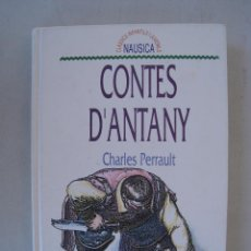 Libros de segunda mano: CONTES D'ANTANY - CHARLES PERRAULT - EDITORIAL BARCANOVA - EN CATALAN.. Lote 53291611