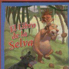 Libros de segunda mano: EL LIBRO DE LA SELVA Nº2 RUDYARD KIPLING BIBLIOTECA INFANTIL EL MUNDO 48 PAGINAS 2011 LJ643. Lote 53331016