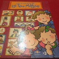 Libros de segunda mano: LOS CUENTOS DE LAS TRES MELLIZAS TOMO 3 ALTAYA - REF MG. Lote 53343944