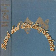 Libros de segunda mano: CUENTOS DE ANDERSEN, EDITORIAL JUVENTUD, 1941. Lote 53408093