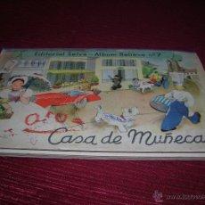 Libros de segunda mano: PRECIOSO CUENTO POP-UP CASA DE MUÑECAS,EDITORIAL SELVA. Lote 53559561