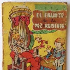 Libros de segunda mano: CUENTO ILUSTRADO. EL ENANITO DE LA VOZ DE RUISEÑOR. EDITORIAL VILCAR. COLECCIÓN GACELA.. Lote 53694568