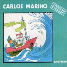 Libros de segunda mano: CARLOS MARINO. COLECCIÓN TIERRAS Y MARES. ED. EVEREST. Lote 53749103