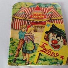 Libros de segunda mano - cuento troquelado antiguo el circo fanfaro - 53854590