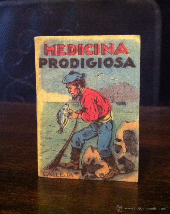 CUENTO DE CALLEJA MEDICINA PRODIGIOSA // TAMAÑO MINI // SERIE 1 - TOMO 11 (Libros de Segunda Mano - Literatura Infantil y Juvenil - Cuentos)