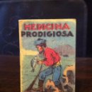 Libros de segunda mano: CUENTO DE CALLEJA MEDICINA PRODIGIOSA // TAMAÑO MINI // SERIE 1 - TOMO 11. Lote 53875211