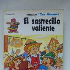Libros de segunda mano: LIBRO CUENTO EL SATRECILLO VALIENTE-TUS SUEÑOS.SUSAETA-. Lote 53897836
