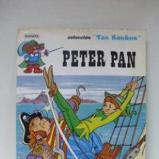 Libros de segunda mano: LIBRO CUENTO PETER PAN TUS SUEÑOS.SUSAETA-. Lote 53897840