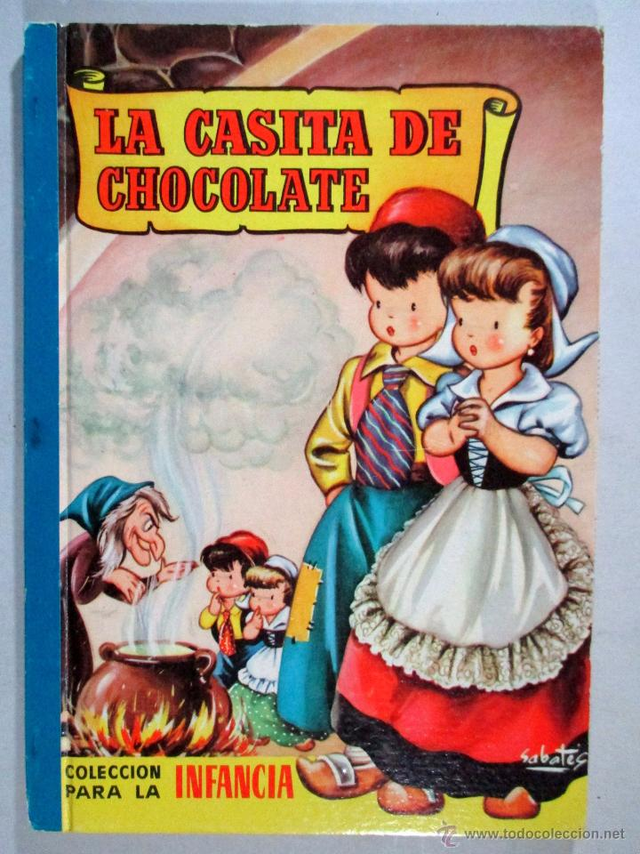 La casita de chocolate colecci n para la infa comprar for Casitas infantiles segunda mano