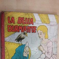 Libros de segunda mano: LA BELLA DURMIENTE - ILUSTRA BOCQUET - ILUSTRACIÓN SORPRESA EN 3 D / POP UP - ED. MOLINO. Lote 54353063