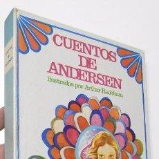 Libros de segunda mano: CUENTOS DE ANDERSEN (JUVENTUD, 1968). Lote 54369031