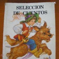 Libros de segunda mano: SELECCIÓN DE CUENTOS - CELIA LÓPEZ - PUBLICACIONES FHER. Lote 54464836