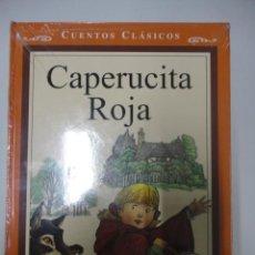 Libros de segunda mano: CUENTOS CLASICOS CAPERUCITA ROJA. Lote 54529226