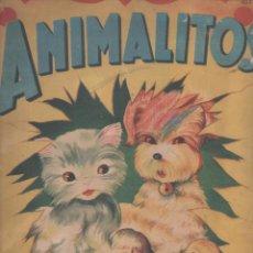 Libros de segunda mano: ANIMALITOS EDITORIAL SIGMAR 1945 DIBUJOS DE RODOLFO DAN.DA. Lote 54626527