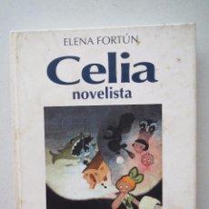 Libros de segunda mano: CELIA NOVELISTA - ELENA FORTUN - ALIANZA EDITORIAL.. Lote 54632475