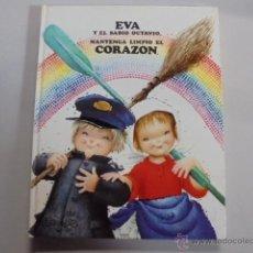 Libros de segunda mano: FERRANDIZ - EVA Y EL SABIO OCTAVIO / MANTENGA LIMPIO EL CORAZON - 1975 - Nº 2. Lote 54642822