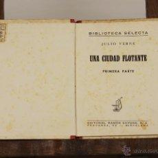 Libros de segunda mano: 7226 - EDITOR RAMÓN SOPENA. 5 EJEMPLARES. VV. AA.(VER DESCRIP). 1939-1941.. Lote 54470196