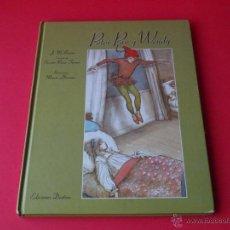 Libros de segunda mano: PETER PAN Y WENDY - EDICIONES DESTINO - MERCÉ LLIMONA. Lote 54802399