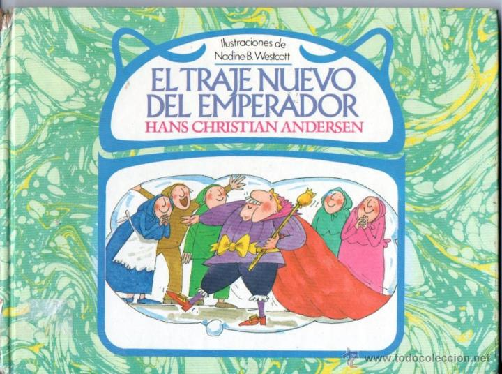 ANDERSEN : EL TRAJE NUEVO DEL EMPERADOR (DEBATE, 1985) (Libros de Segunda Mano - Literatura Infantil y Juvenil - Cuentos)