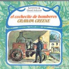 Libros de segunda mano: GRAHAM GREENE : EL COCHECITO DE BOMBEROS (DEBATE, 1985) . Lote 54941721