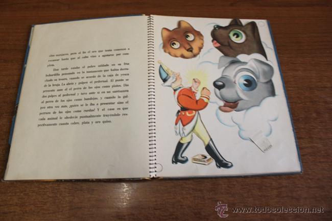Libros de segunda mano: LA CAJA DE YESCA CUENTO ANIMADO POR JULIAN WEHR. EDICIONES ZODÍACO. BARCELONA 1949 - Foto 4 - 55025810