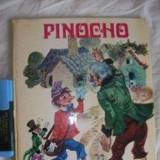Libros de segunda mano: PINOCHO (CON 2 CUENTOS MÁS) - BELLAS ILUSTRACIONES DE FERNANDO SAEZ - SUSAETA, COL. RUBI, AÑOS 70. Lote 55121544