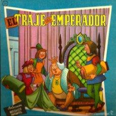 Libros de segunda mano: CUENTO EDITORIAL SIGMAR : EL TRAJE DEL EMPERADOR (DE ANDERSEN ) BELLISIMAS ILUSTRACIONES. Lote 55341114