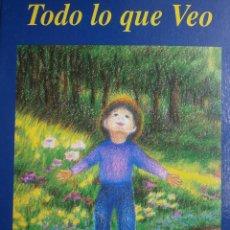 Libros de segunda mano: TODO LO QUE VEO ES PARTE DE MI CHARA CURTIS CYNTHIA ALDRICH ERREPAR 1 EDICION 1995. Lote 289307718