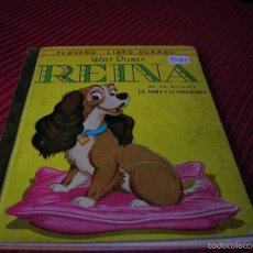 Libros de segunda mano: CUENTO. REINA , WALT DISNEY. Lote 55360735