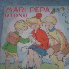 Libros de segunda mano: * MARI-PEPA EN OTOÑO.ILUSTRACIONES MARIA CLARET. Lote 55379530
