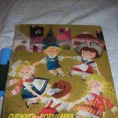 Libros de segunda mano: CUENTOS POPULARES SUIZOS - MOLINO 1959. Lote 55395145