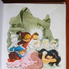 Libros de segunda mano: CUENTO INFANTIL JUVENIL 7 CUENTOS DE GRIMM TORAY 1992 MARÍA PASCUAL ILUSTRACIONES. Lote 55661886