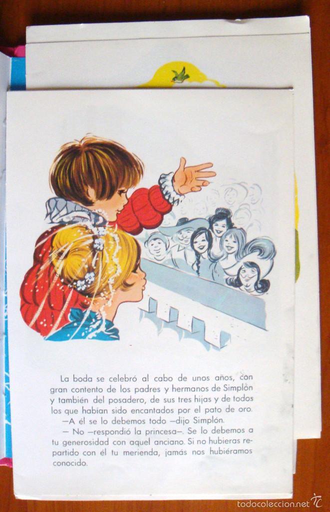 Libros de segunda mano: Cuento infantil juvenil 7 cuentos de Grimm Toray 1992 María Pascual ilustraciones - Foto 2 - 55661886