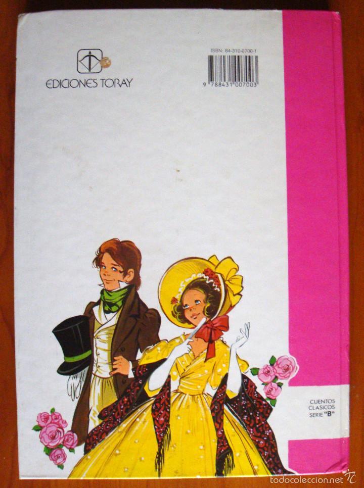 Libros de segunda mano: Cuento infantil juvenil 7 cuentos de Grimm Toray 1992 María Pascual ilustraciones - Foto 3 - 55661886