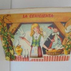 Libros de segunda mano: LA CENICIENTA. CUENTO DESPLEGABLE. POP UP. BANCROFT & CO 1967. VER FOTOGRAFIAS ADJUNTAS.. Lote 54536351