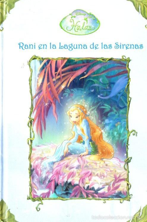 LISA PAPADEMETRIOU : RANI EN LA LAGUNA DE LAS SIRENAS (BEASCOA, 2006) (Libros de Segunda Mano - Literatura Infantil y Juvenil - Cuentos)